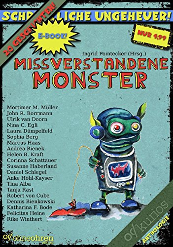 Book Cover: Missverstandene Monster