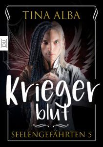 Book Cover: Kriegerblut (ufererlos: Seelengefährten 5)