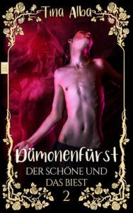 Book Cover: Dämonenfürst (uferlos: Der Schöne und das Biest 2)