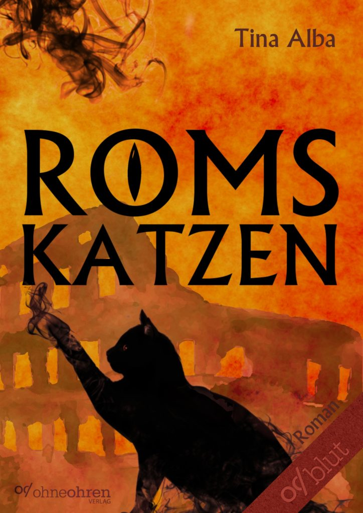 Book Cover: Roms Katzen