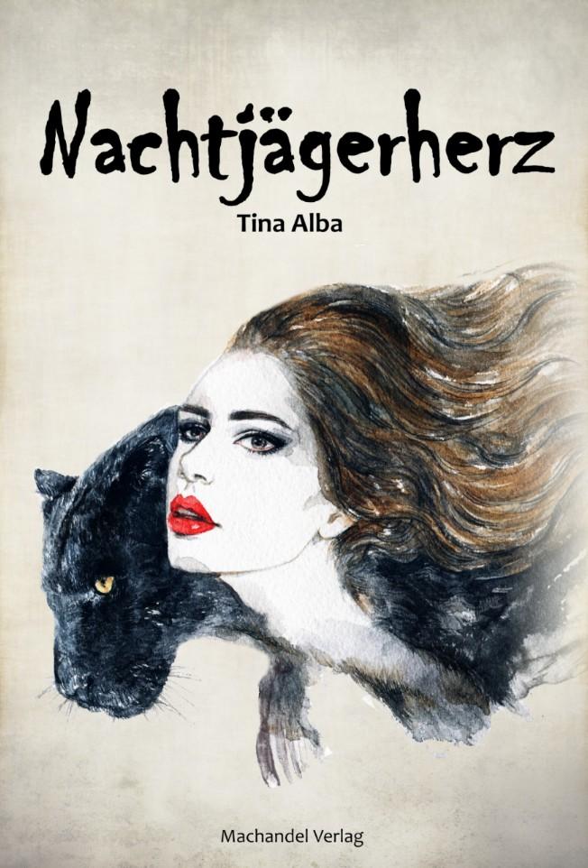 Book Cover: Nachtjägerherz